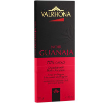 Tablette chocolat noir Guanaja 70%, Valrhona