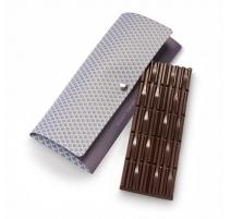 Tablette Chocolat noir Gianduja Noisette 61%, Vincent Guerlais