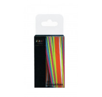 Boite 250 piques apéro multicolor Zak!design