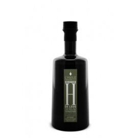 Huile d'olive vierge AOP fruité vert, H de Leos