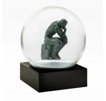Boule à neige Le Penseur de Rodin, CoolSnowGlobes