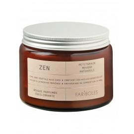 Bougie Parfumée ZEN, Fariboles