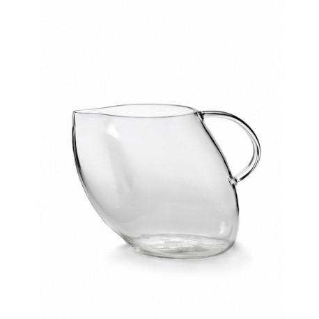 Carafe en verre 4°, 0.9L, Serax