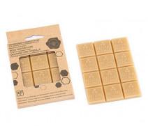 Cubes de cire d'abeille pour emballage alimentaire, Nuts.
