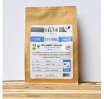 Décaféiné moulu Bio Ethiopie, Café Celtik