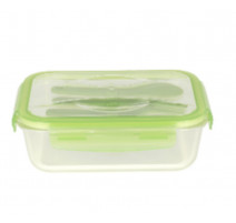 Lunch box verre 1.2L, Pebbly