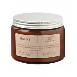Bougie parfumée HAPPY, Fariboles