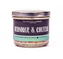 Rillettes de Bernique & Couteau Bio, La Chikolodenn