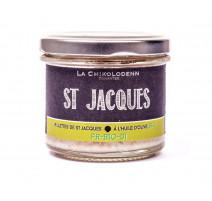 Rillettes de St Jacques Bio, La Chikolodenn
