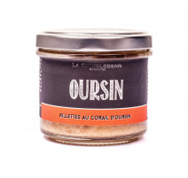Rillettes d'Oursin Bio, La Chikolodenn