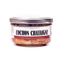 Pâté Cochon Châtaigne, La Chikolodenn