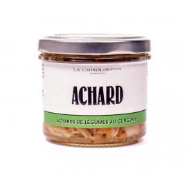 Achard de Légumes, La Chikolodenn