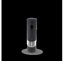 Moulin à poivre Onyx noir et transparent 20cm électrique, Peugeot