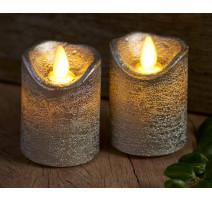 Set de 2 mini bougies Sara, Sirius
