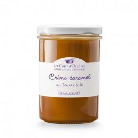 Crème de caramel, La Cour d'Orgères