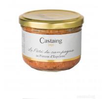 Pâté de Campagne au Piment Espelette, Castaing