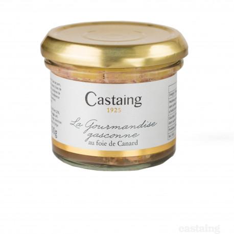 Gourmandise Gasconne au foie de Canard, Castaing