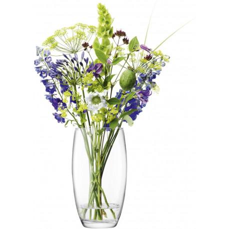 """Vase """"Flower"""" Barel hauteur 20cm, LSA international"""