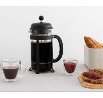Cafetière Java noir Bodum