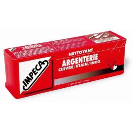 Nettoyant Argenterie cuivre/étain/ inox, Impeca
