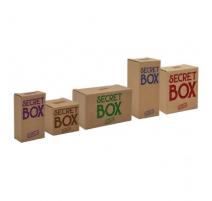Secret Box, Cookut
