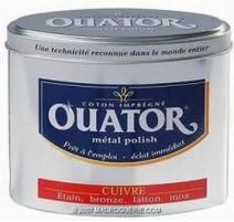 Polisseur pour cuivre, Ouator