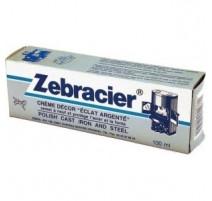 """Zebracier : crème décor """"éclat argenté"""""""