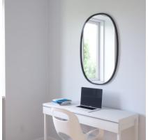 Miroir oval Hub, Umbra