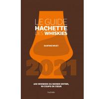 Le Guide Hachette des Whiskies 2021, Hachette