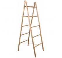 Double échelle en bambou, Aubry Gaspard