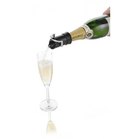 Bouchon Verseur pour champagne, Vacu Vin