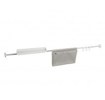 Barre de douche extensible Surelock, Umbra