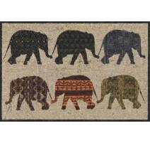 Tapis 50x75cm Elephant Parade, Salonloewe Efia