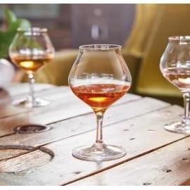 Coffret 6 verres à rhum Spirit, Chef & Sommelier