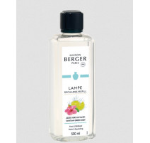 Parfum 500ml zeste vert de Tahiti, Maison Berger