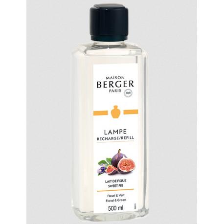 Parfum 500ml Lait de Figue, Maison Berger