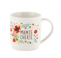 Mug Mamie Chérie, Derrière la porte