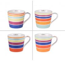 Coffret 4 mugs 41 cl Multico, Little Marcel