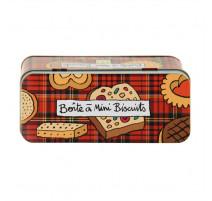 Boîte à gâteaux Mini biscuits, Derrière la porte