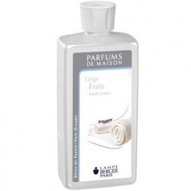 Parfum Linge frais 500ml, Lampe Berger