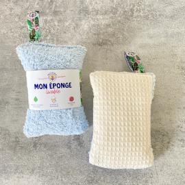 Eponge lavable et réutilisable, Anotherway