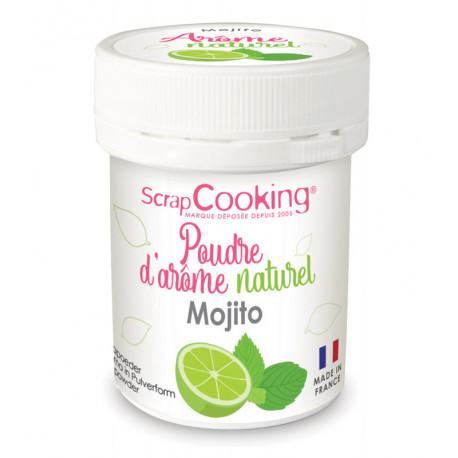 Poudre d'arôme naturel Mojito, ScrapCooking
