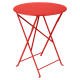 Table Bistro ronde pliante 60cm, Fermob