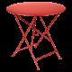 Table Bistro ronde 77cm, Fermob