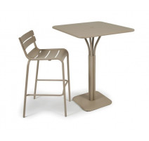 Tabouret haut Luxembourg, Fermob