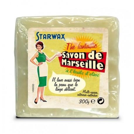 Savon de marseille à l'huile d'olive, Starwax Fabulous