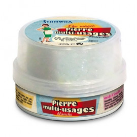 Pierre blanche Multi-usages Starwax Fabulous