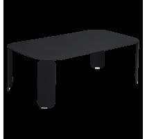 Table basse rectangle, 120x70cm Bebop, Fermob