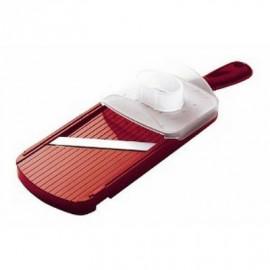 Mandoline rouge reglable lame céramique, Kyocera