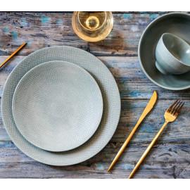 Service vaisselle Vesuvio Bleu, Table Passion